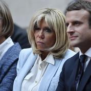 Ce que changerait une officialisation du statut de l'épouse du président, Brigitte Macron
