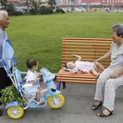 L'Asie risque d'être vieille avant de devenir riche