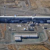 États-Unis : un tunnel de stockage s'effondre sur un site nucléaire