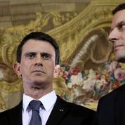 Laurent Bouvet: «Valls anticipe l'éclatement du PS»
