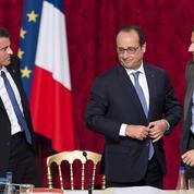 «Traître», «mort»... Macron allume Valls et Hollande dans un documentaire