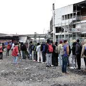 Ces migrants qui arrivent du nord de l'Europe