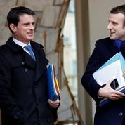 Valls-Macron : le premier faux pas du président élu ?