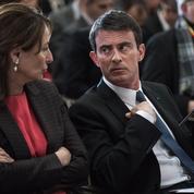 Législatives : Royal accuse Valls de «polluer» le débat politique