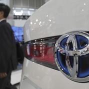 Le yen fort fait déraper Toyota
