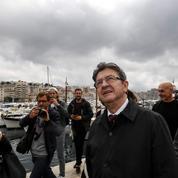 Législatives : Mélenchon fait ses repérages à Marseille