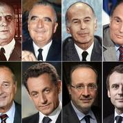Du général de Gaulle à Emmanuel Macron, chronologie des styles présidentiels
