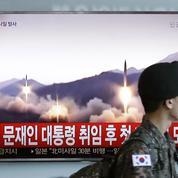 La Corée du Nord teste la patience de Trump