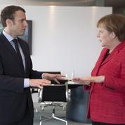 L'Union européenne retient son souffle face au projet européen du président Macron