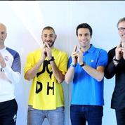 JO 2024 : Zinédine Zidane nouvel ambassadeur de Paris