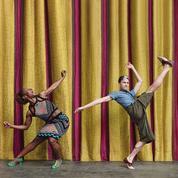 La mode des danses rétro à Paris