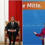 Les trois dossiers économiques au coeur de la rencontre entre Macron et Merkel