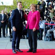 Macron et Merkel prêts à s'entendre pour faire avancer l'UE