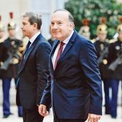 Droit du travail: Pierre Gattaz soutient totalement Emmanuel Macron
