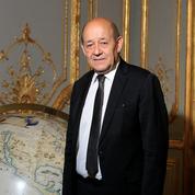 Le Drian, le glaive de Hollande, débarque au Quai d'Orsay