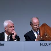 Le patron de Volkswagen mis en cause par la justice allemande