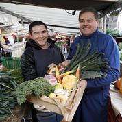 Les légumes trois étoiles de Valdemar Barreira