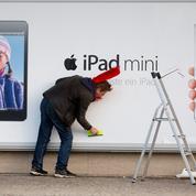 Les smartphones remplacent les minitablettes