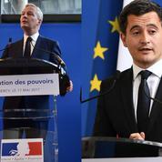 La droite ne digère pas la nomination de Le Maire et Darmanin au gouvernement