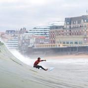 Biarritz, capitale du surf