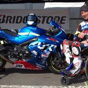 Stéphane Paulus : «Aujourd'hui, je reste un homme avec une passion : la moto»