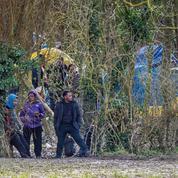 Migrants: le spectre d'une nouvelle «jungle» près de Dunkerque