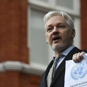 La Suède abandonne l'enquête pour viol contre Julian Assange