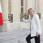 Un plan pour «préserver la paix civile» en cas d'élection de Marine Le Pen