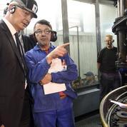 Chez Arc, Le Maire s'engage à soutenir l'industrie