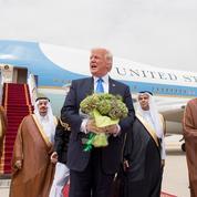 En Arabie saoudite, Donald Trump effectue son premier voyage à l'étranger depuis son élection