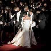 La photo du jour à Cannes: Rihanna en pleine lumière