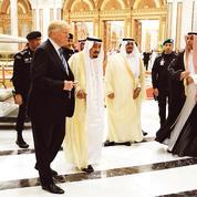 À Riyad, Trump appelle les musulmans à «combattre l'extrémisme islamiste»