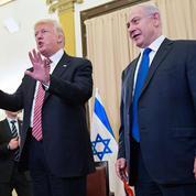 Donald Trump veut faire bouger les lignes au Proche-Orient