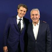 Rival de Solère, le maire dissident de Boulogne s'invite sur une photo au côté de Baroin