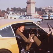 Roger Moore, cet amoureux des belles carrosseries