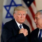 À Jérusalem, Trump appelle au compromis