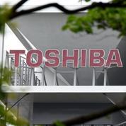 Toshiba sur le point de céder ses joyaux