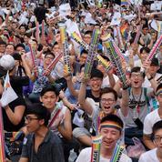 Taïwan : la justice rend une décision historique en faveur du mariage gay
