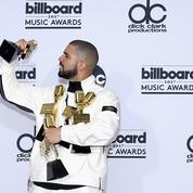 Drake bat tous les records aux Billboard Music Awards 2017