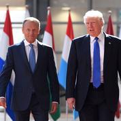 Au sommet de l'Otan, Donald Trump tance ses partenaires européens