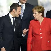 Jean-Pierre Robin : «Ni Trump ni Macron ne rendent Merkel plus conciliante»