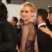 La photo du jour à Cannes: le regard de Diane Kruger