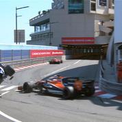 GP de Monaco : Jenson Button envoie dans les cordes Pascal Wehrlein