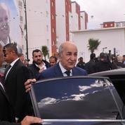 L'Algérie ravale sa façade gouvernementale