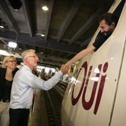 La SNCF défend son TGV «inOUI», un nom choisi par les voyageurs