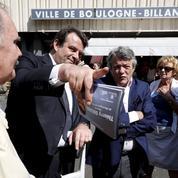 Jean-Louis Borloo en campagne pour soutenir Thierry Solère