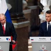 Les médias russes indépendants saluent la salve antipropagande de Macron
