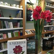 Jardins en Art, librairie bucolique à Paris