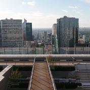 Le toit de la Grande Arche de la Défense enfin ouvert au public