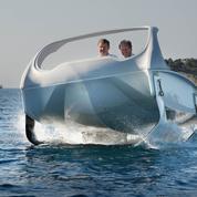 Les Français de SeaBubbles visent une levée de fonds de 107 millions d'euros